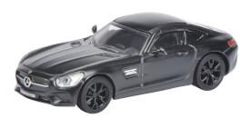 Schuco Mercedes AMG GT S schw. 1:87