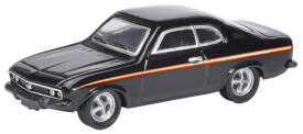 Schuco Opel Manta Black Magic 1:87