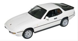 Schuco Porsche 924 S weiß 1:87