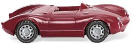 Wiking Porsche 550 Spyder - purpurrot