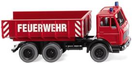 Wiking Feuerwehr - Schuttwagen (MB)