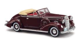 Buick Special Cabrio bordeaux
