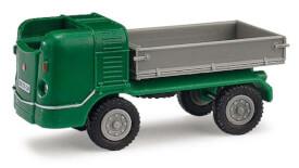 Multicar M21, grün Exquisit
