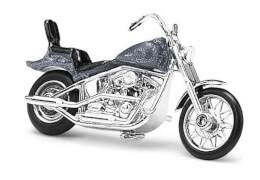 US Motorrad grau-metallic
