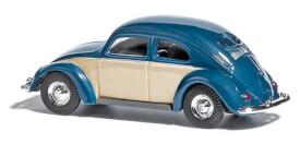 VW Käfer zweifarbig blau