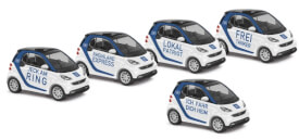 Smart Fortwo 08 Car 2 go