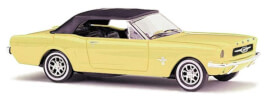 Ford Mustang/Softtop gelb