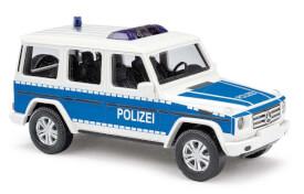 Mercedes G 08 Polizei Branden