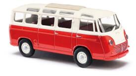 Goliath Luxusbus rot/creme
