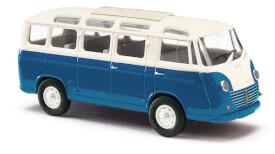 Goliath Luxusbus blau/creme