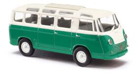 Goliath Luxusbus grün/creme