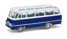 Robur LO 2500 Bus blau