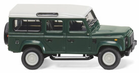 Wiking Land Rover Defender 110 - kesswick green