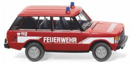 Wiking Feuerwehr - Range Rover