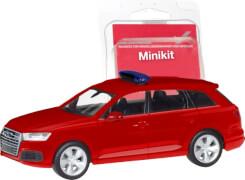 Miki Audi Q7, rot