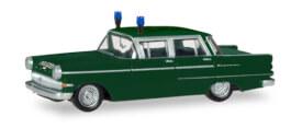 Opel Kapitän  Polizei