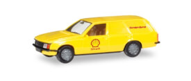 Opel Rekord Caravan  Shell