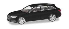 Audi A4 Avant, schwarz