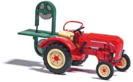 Traktor Porsche Jun.Bandsäge