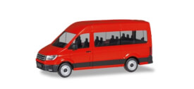 Herpa VW Crafter Bus HD, rot