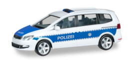 Herpa VW Sharan, Bundespolizei
