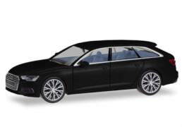 Audi A6 Avant,schw. Felg 2fbg