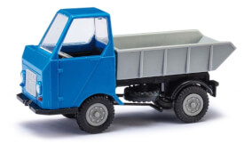 Multicar M22 Muldenk.blau/gra