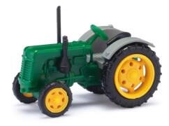Traktor Famulus, grün/grau N