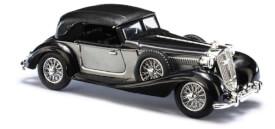 Horch 853 Cabrio, silber
