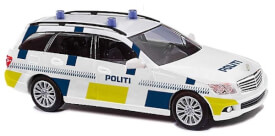 Mercedes C/T Politi