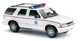 Chevrolet Blazer US Postal