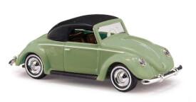 VW Hebmüller geschlossen grün