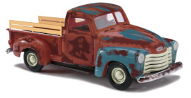 Chevrolet Pick-up Rostlaube