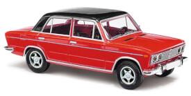 Lada 1600 schw.Dach,rot