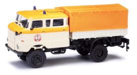 IFA W50 TLF mit Pritsche