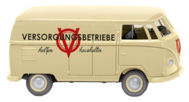 VW T1 Kastenwagen Versorgungsbetriebe