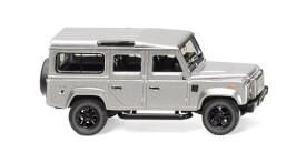 Land Rover Defender 110 - silber-metallic