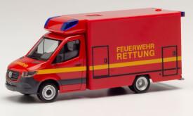 Herpa MB Sprinter`18 Fahrtec RTW, FW
