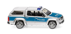 H0 Polizei - VW Amarok GP Comfortline