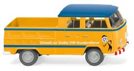 H0 VW T2 Doppelkabine VW Kundendienst