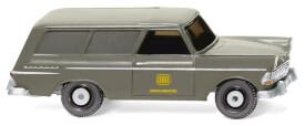 Opel Rekord '60 Caravan DB