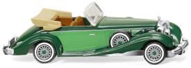 MB 540 K Cabrio - kieferngrün/gelbgrün