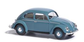VW Käfer Ovalfenster blau