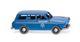 VW 1600 Variant Fuchs-Bagger