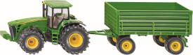 SIKU 1953 FARMER - Traktor mit Anhänger, 1:50, ab 3 Jahre