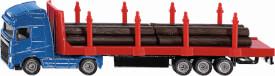 SIKU 1659 SUPER - Holz-Transport-LKW, 1:87, ab 3 Jahre