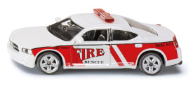 SIKU 1468 US-Feuerwehr-Kommandowagen
