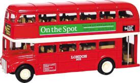 GoKi London Bus aus Spritzguss,