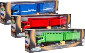 Speedzone D/C LKW mit Hänger, 3-fach sortiert