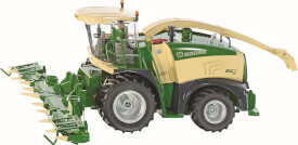 SIKU 4066 FARMER - Krone Big X 580 Maishäcksler, 1:32, ab 3 Jahre